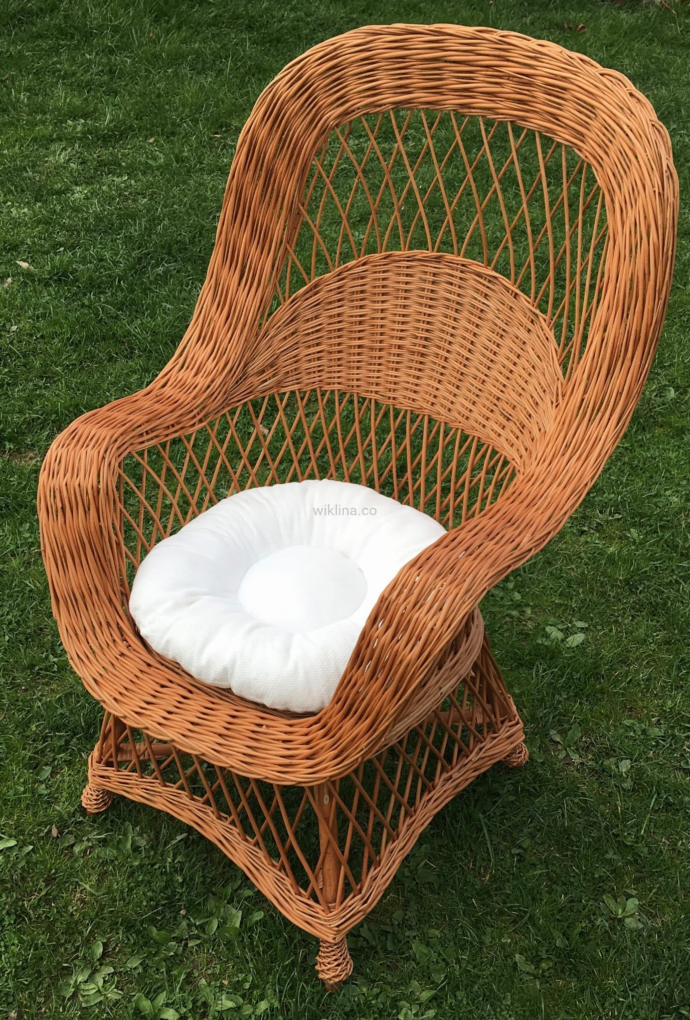 Fotel Rozłożysty Z Poduszką J01p